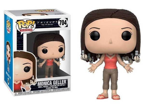 Funko Pop Friends Monica Geller #704