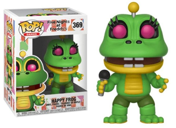 Funko Pop Five Nights At Freddy's FNAF Happy Frog #369