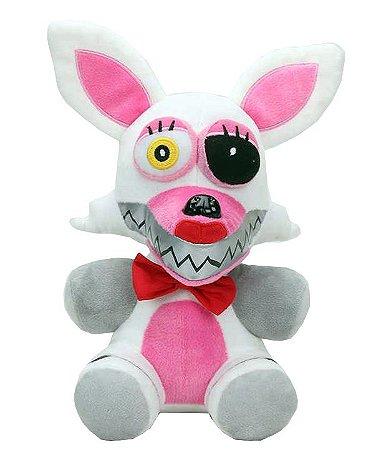 Pelúcia Five Nights At Freddy's Nightmare Funtime Foxy