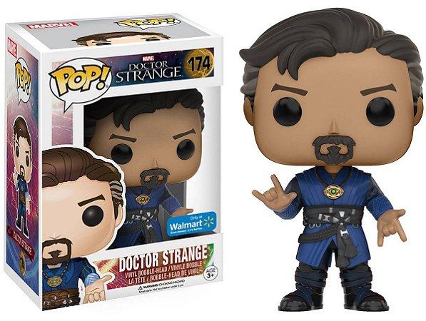 Funko Pop Marvel Doctor Strange Doutor Estranho Exclusivo #174