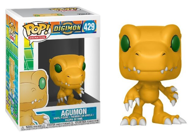 Funko Pop Digimon Agumon #431