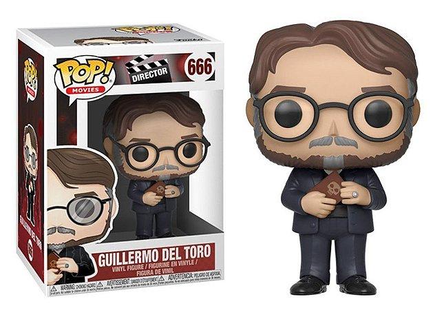 Funko Pop Director Guillhermo Del Toro #666