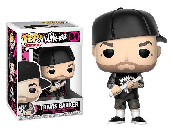 Funko Pop Rocks Blink 182 Travis Barker #84