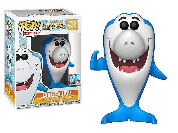 Funko Pop Hanna Barbera Jabberjaw tutubarão Exclusivo NYCC 18 #435