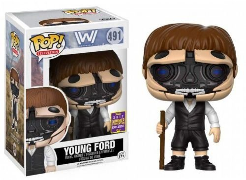 Funko Pop Westworld Young Ford Exclusivo SDCC 17 #491