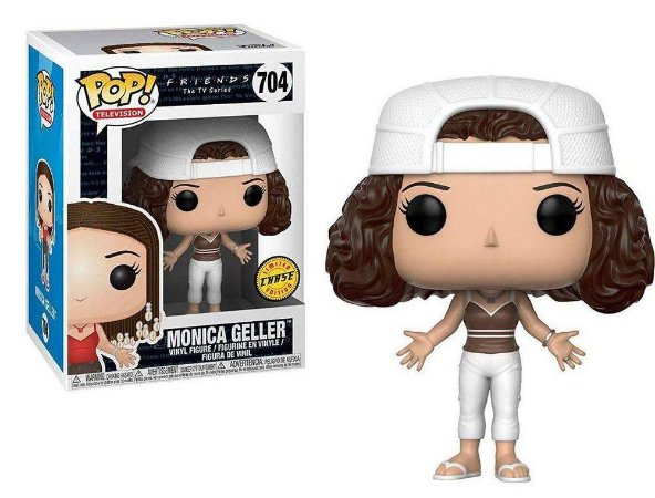 Funko Pop Friends Monica Geller Chase #704