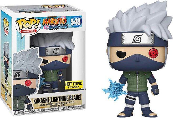 Funko Pop Naruto Shipudden - Kakashi Exclusivo #548