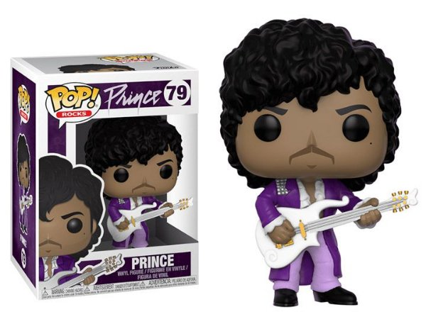 Funko Pop Prince Purple Rain #79