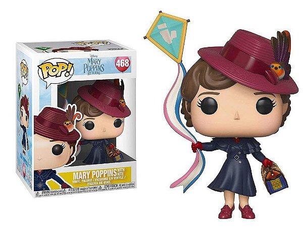 Funko Pop Disney Mary Poppins with Kite #468