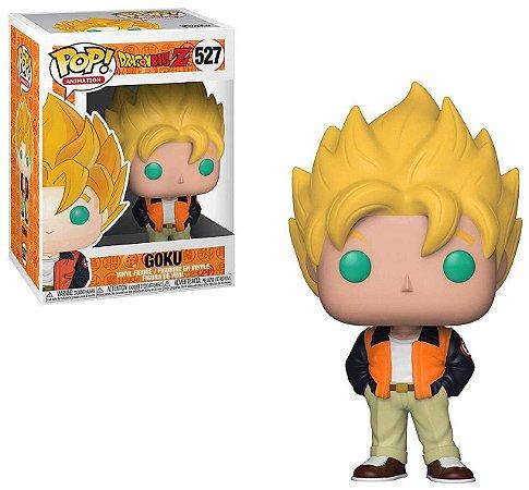 Funko Pop Dragon Ball Z Goku Casual #527