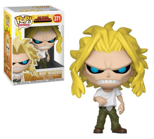 Funko Pop My Hero My Academia All Might Weakened #371