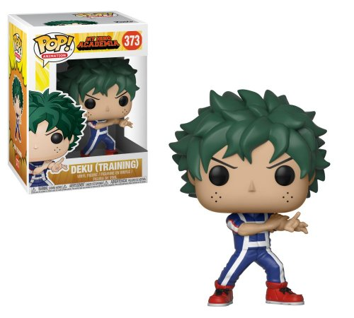Funko Pop My Hero Academia Deku Training #373