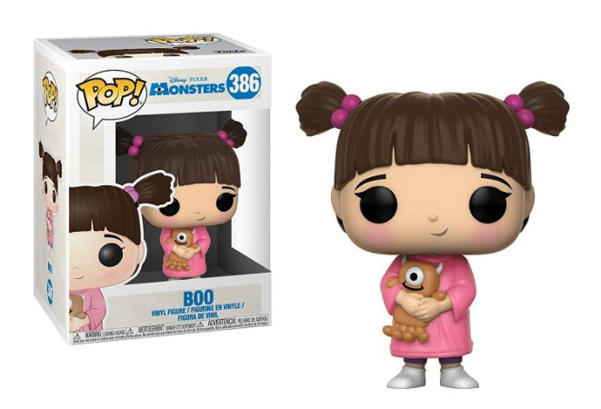 Funko Pop Disney Monstros SA Boo #386