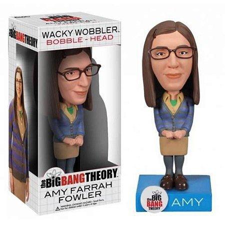 Funko Wacky Wobbler The Big Bang Theory Amy Farrah Fowler