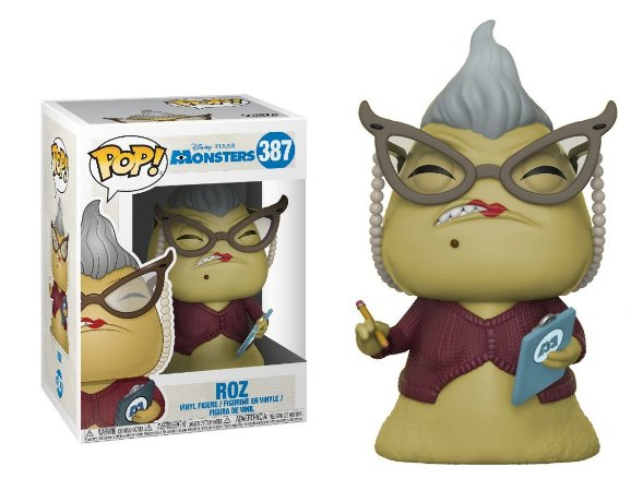 Funko Pop Disney Monstros SA Roz #387