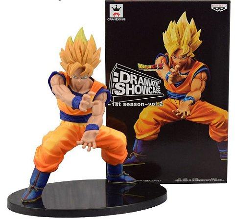 Dragon Ball Z Goku Dramatic Show Banpresto Action Figure