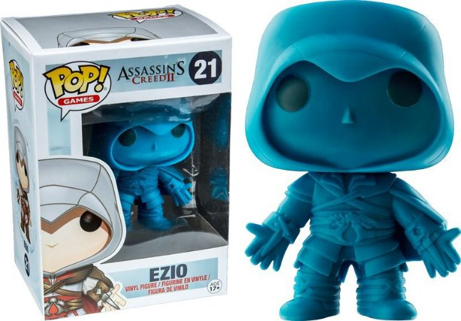Funko Pop Assassins Creed Ezio Eagle Vision Exclusivo #21