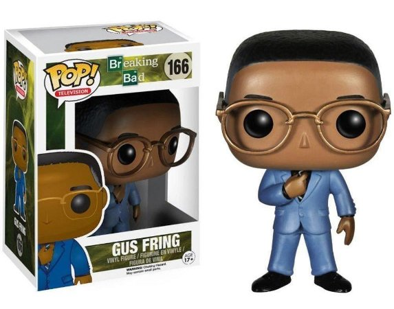 Funko Pop Breaking Bad Gus Fring #166