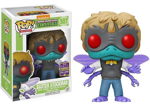 Funko Pop Tartarugas Ninja Baxter Stockman Exclusivo SDCC17 #507