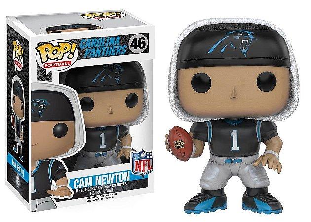 Funko Pop NFL Carolina Panthers Cam Newton #46