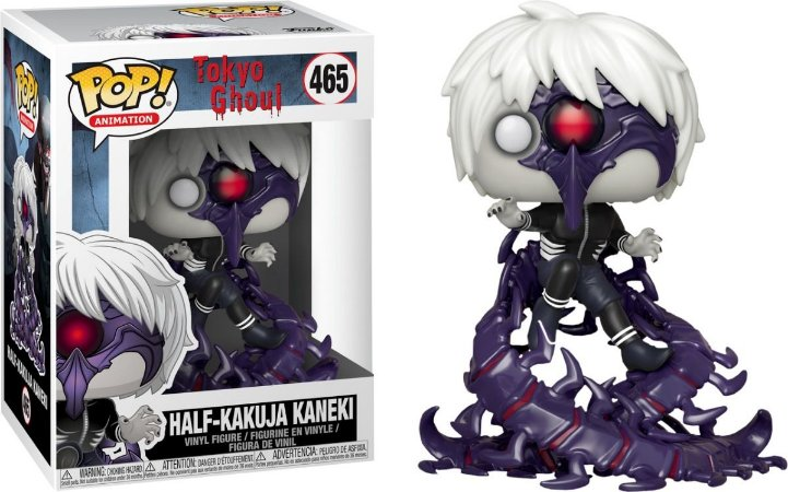 Funko Pop Tokyo Ghoul Half Kakuja Kaneki #465