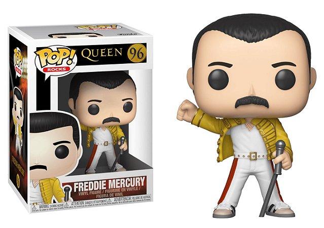 Funko Pop Rocks Freddie Mercury 1986 # 96