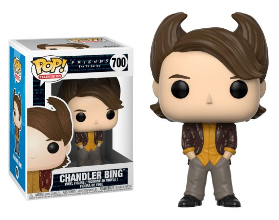 Funko Pop Friends Chandler Bing #700