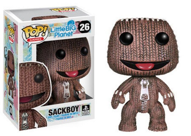 Funko Pop Little Big Planet Sackboy #26