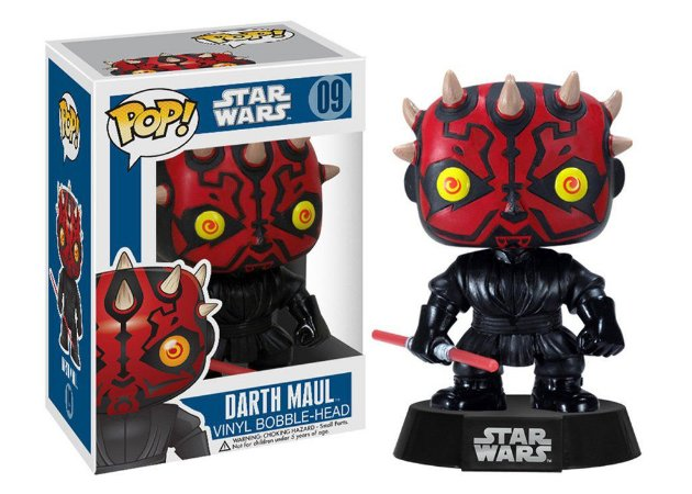 Funko Pop Star Wars Darth Maul #09