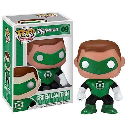 Funko Pop DC Green Lantern Lanterna Verde #09