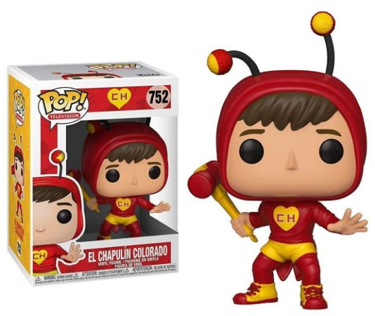 Funko Pop Chapolin Colorado #752