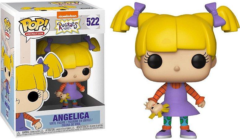Funko Pop Rugrats Angelica #522