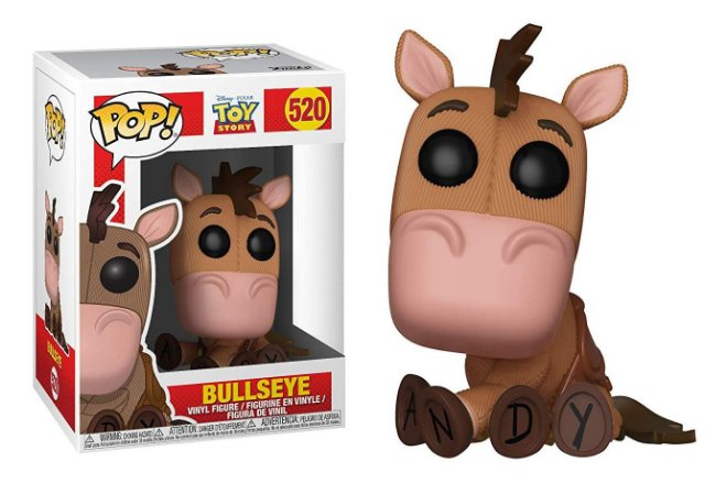 Funko Pop Disney Toy Story Bullseye Bala no Alvo #520