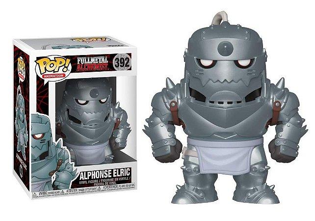 Funko Pop Fullmetal Alchemist Alphonse Elric #392