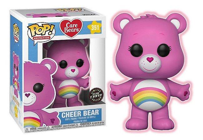 Funko Pop Ursinhos Carinhosos Cheer Bear Glow Chase #351