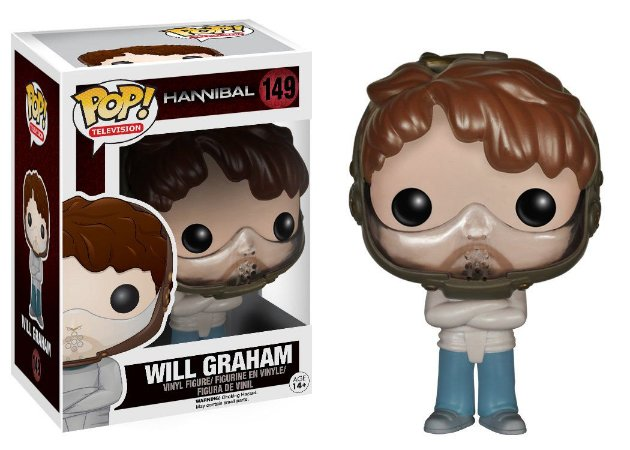Funko Pop Hannibal Will Graham #149