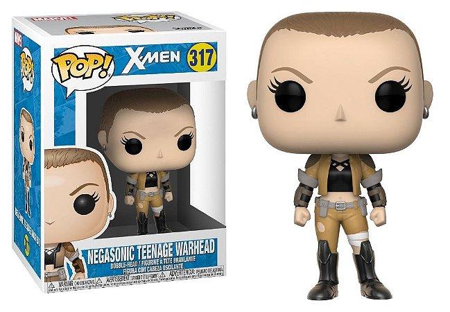 Funko Pop Marvel X-Men Negasonic Teenage Warhead #317