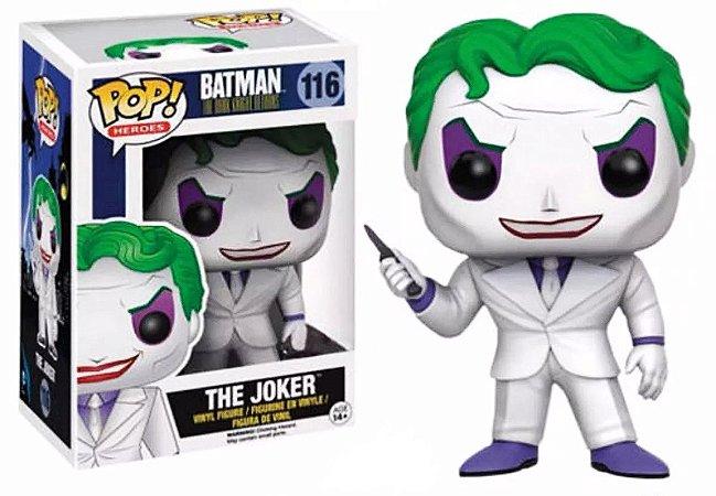 Funko Pop DC Batman Dark Knight Returns The Joker Coringa Exclusivo #116