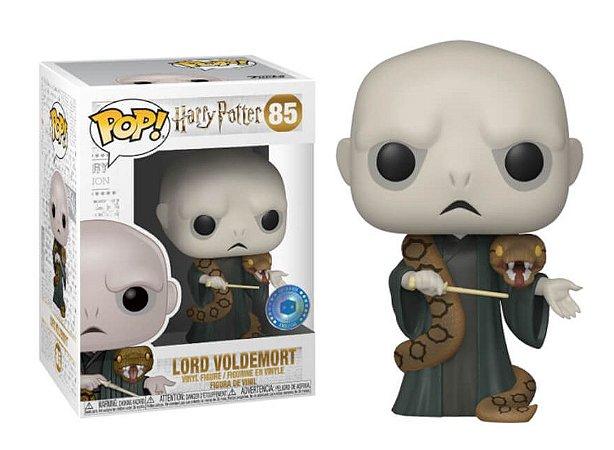 Funko Pop Harry Potter Lord Voldemort Exclusivo #85