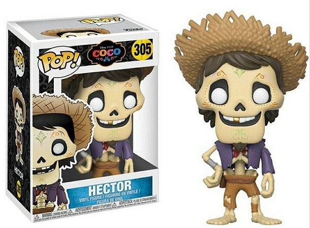 Funko Pop Disney A Vida é uma Festa Coco Hector #305