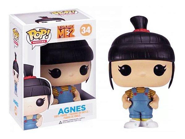 Funko Pop Disney Meu Malvado Favorito Agnes #34