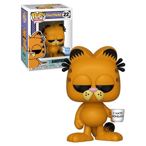 Funko Pop Garfield Exclusivo Funkoshop #22