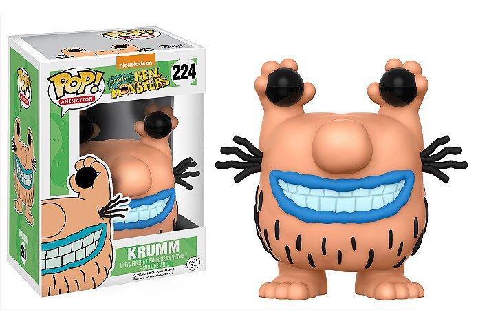 Funko Pop Ahh! Real Monsters Krumm #224
