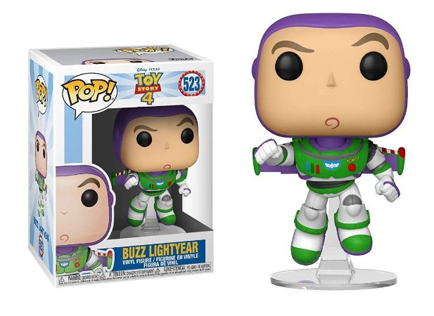 Funko Pop Disney Toy Story 4 Buzz Lightyear #523