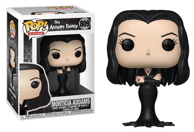 Funko Pop Familia Addams Mortiça Addams #809