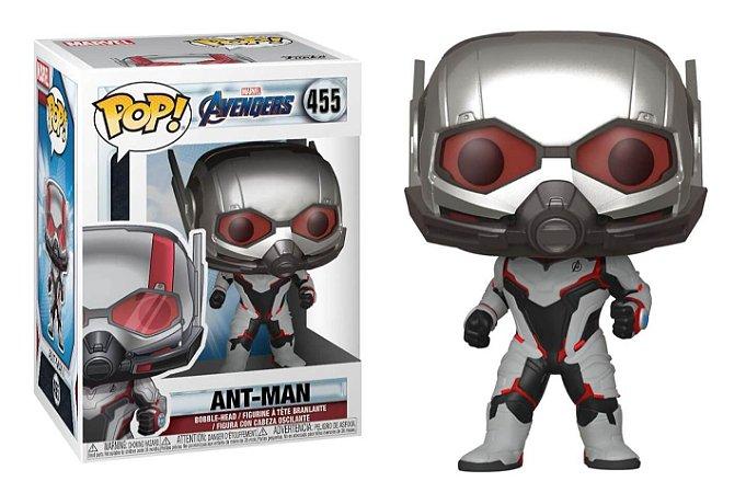 Funko Pop Marvel Vingadores Ultimato Avengers Endgame Ant-Man Homem Formiga #455