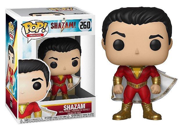 Funko Pop DC Shazam #260