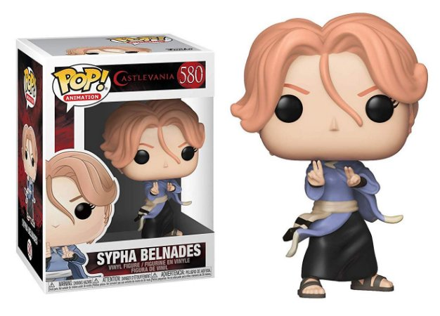 Funko Pop Castlevania Sypha Belnades #580