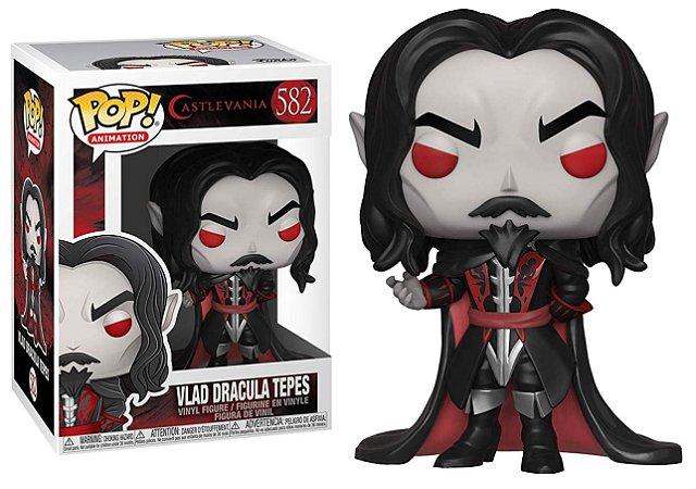 Funko Pop Castlevania Vlad Dracula Tepes #582