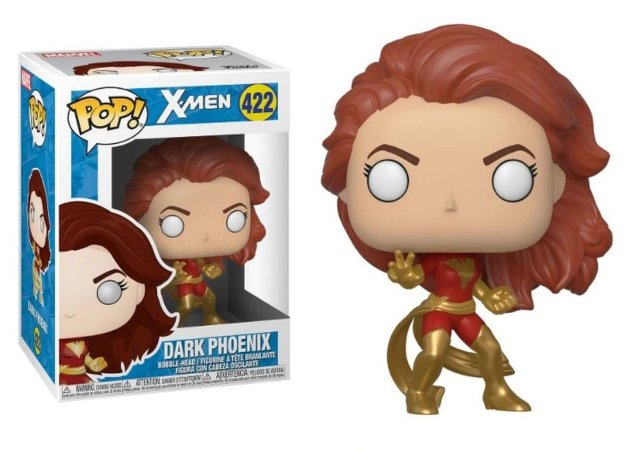 Funko Pop Marvel X-Men Dark Phoenix #422